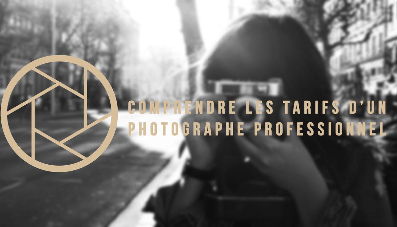 Prix d'un photographe professionnel à Montpellier
