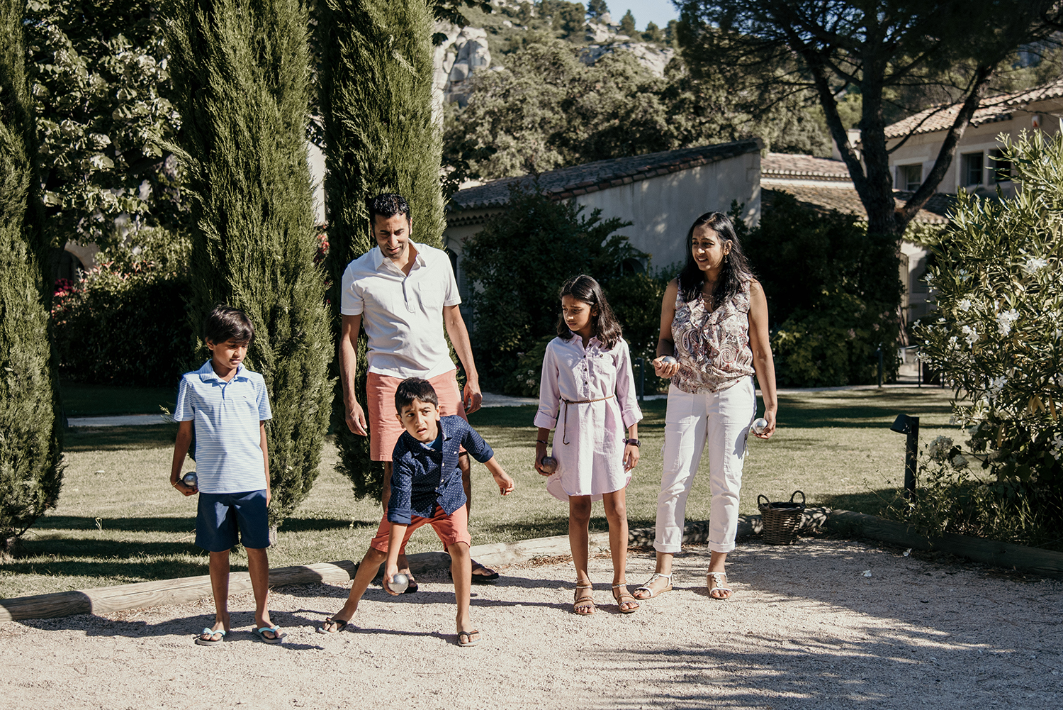Family photographer Provence
