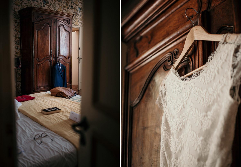 Mariage de Y+J en provence