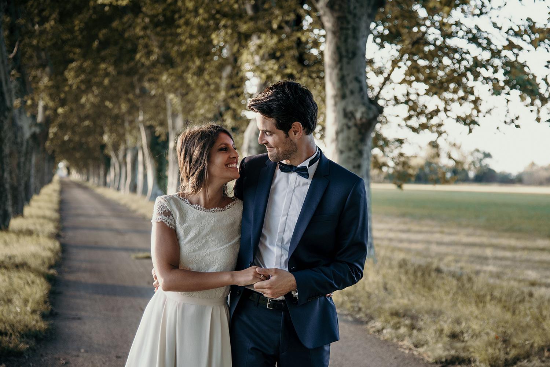 Photographe de mariage kinfolk