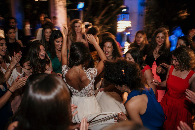 Dancefloor mariage juif en provence