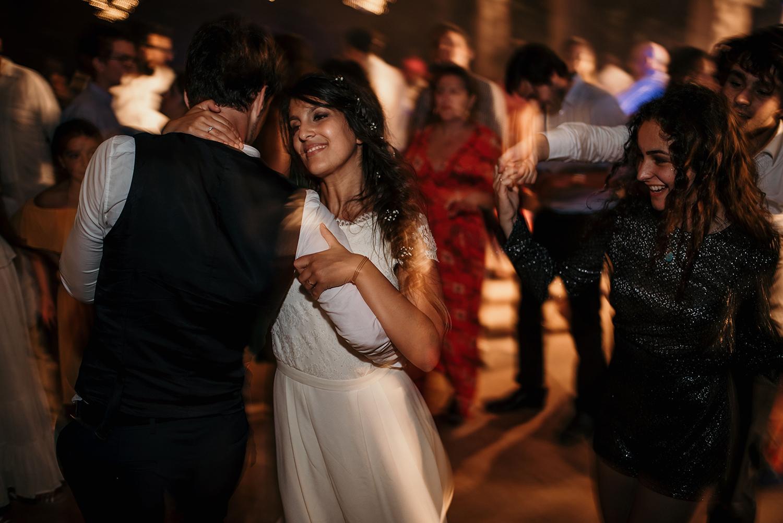 Mariage bohème en provence