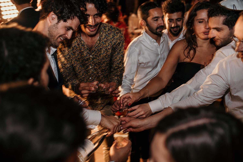 Mariage juif en provence