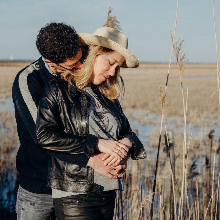 Photographe grossesse à Montpellier