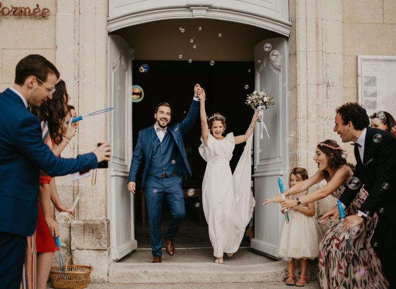 Mariage à Dieulefit