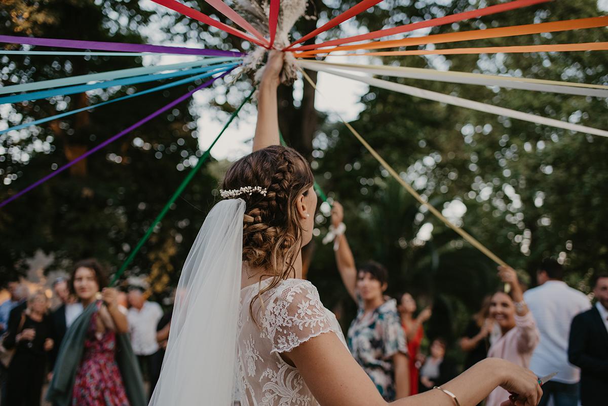 Mariage au Château La Banquière à Mauguio