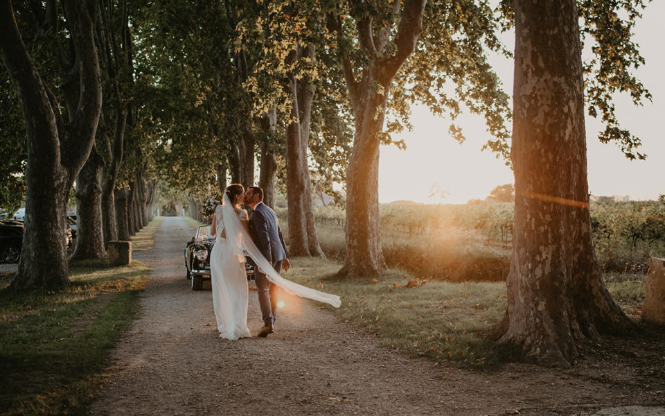 Photographe de mariage à Mauguio
