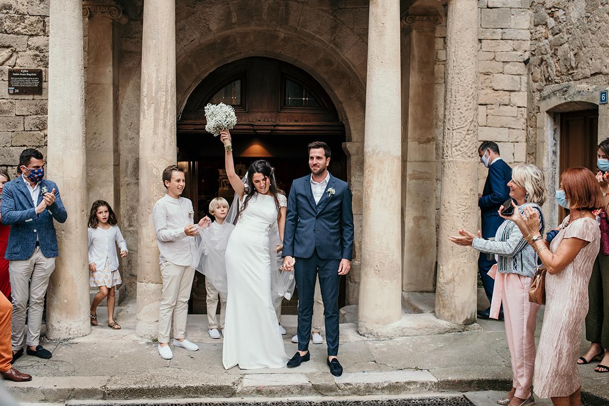 Mariage à Bagnols-sur-Cèze