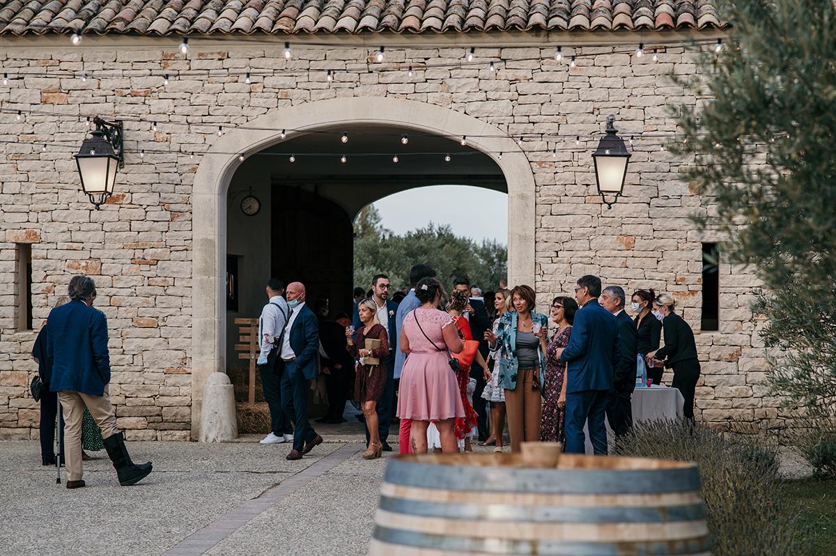 Mariage au Domaine de Brès à Goudargues