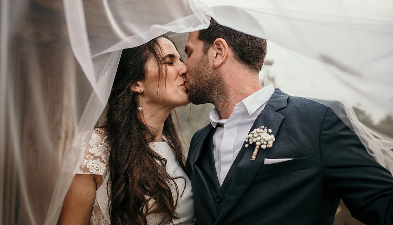 Photographe mariage dans le gard au Domaine de Brès