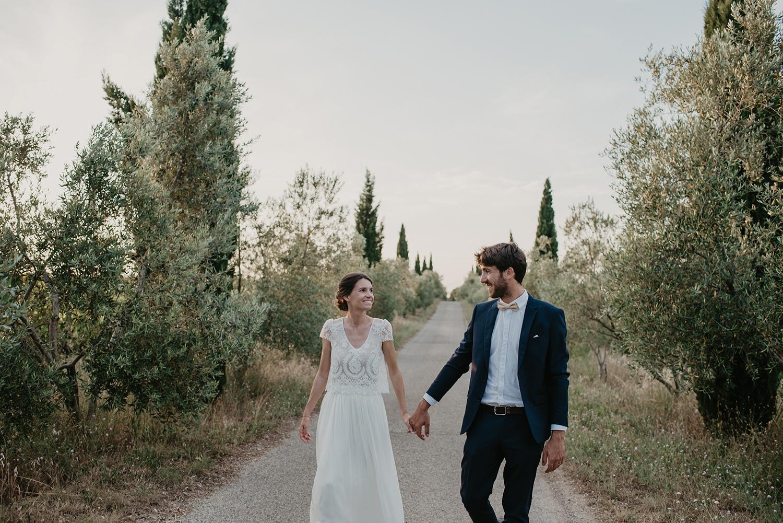 Photographe mariage à St Christol